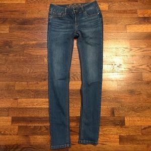 🌵Wax Jeans Skinny Blue Jeans SZ 5